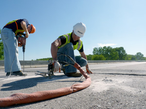 Highway repair with PolyLevel®