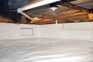 Crawl Space Repair After in Sierra Vista